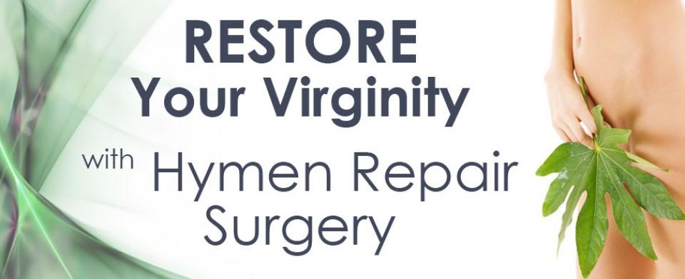 Hymen Surgery