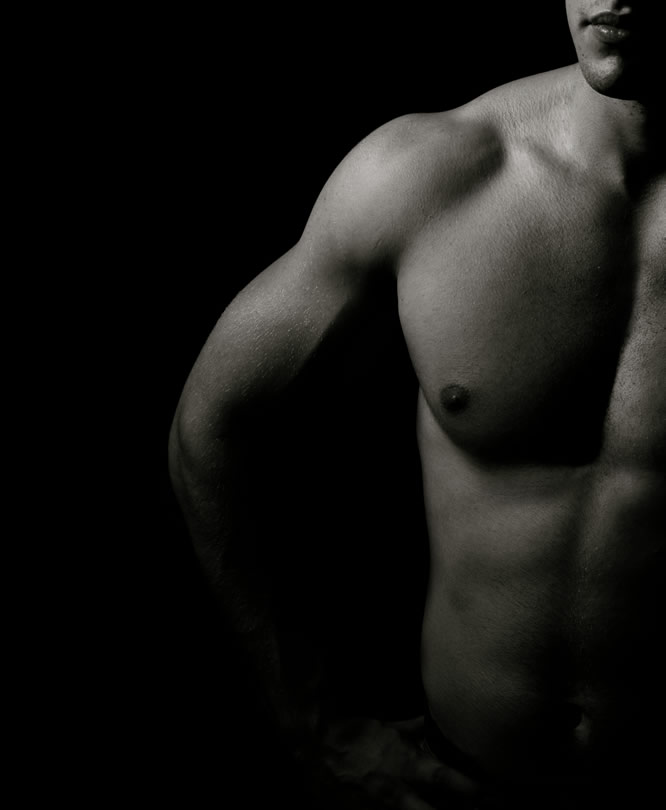 Breast Reduction Surgery – Male Gynecomastia