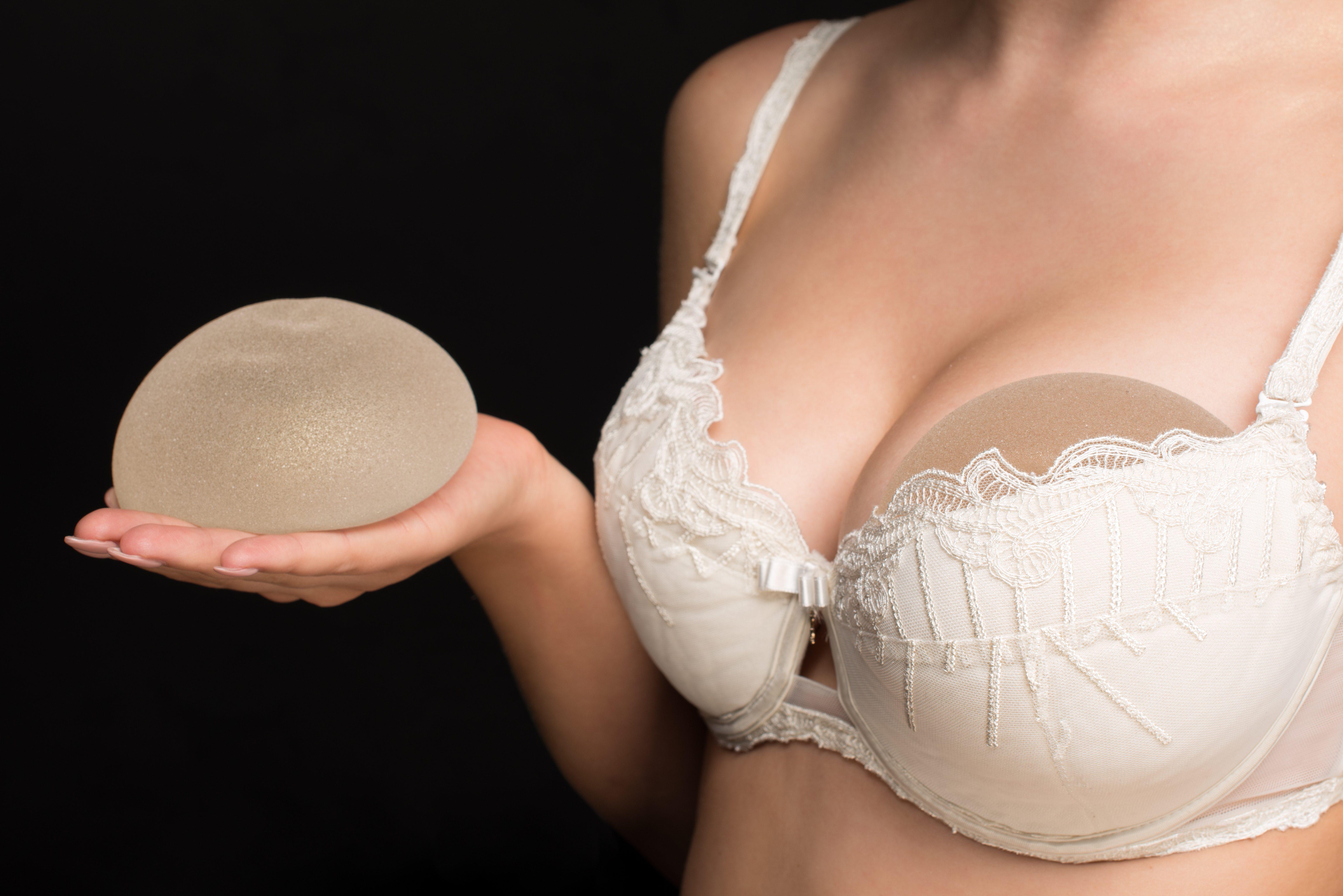 Sensitive breast